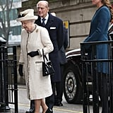 """Kate: """"Yep, Go on Ahead. I'll Stay Three Paces Behind as Usual."""""""