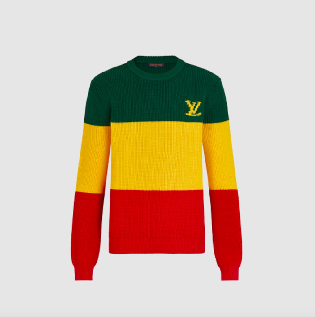 Louis Vuitton Made a Jamaican Flag Jumper With Wrong Colours
