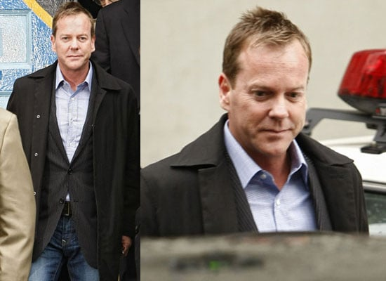 8/5/2009 Kiefer Sutherland Turns Himself In