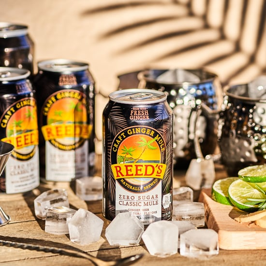 Reed's Just Released a Canned Moscow Mule With Zero Sugar