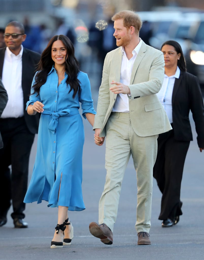 Meghan Markle And Prince Harry S South Africa Tour
