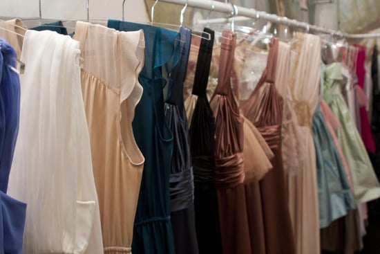 See Fleur Wood's Beautiful Bridal Collection: Made To Order Designer Bridesmaid Dresses