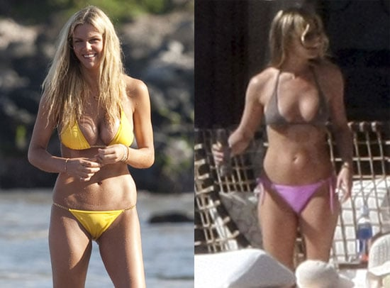 Jennifer anniston bikini photos