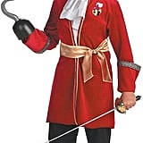 Peter Pan Captain Hook Costume