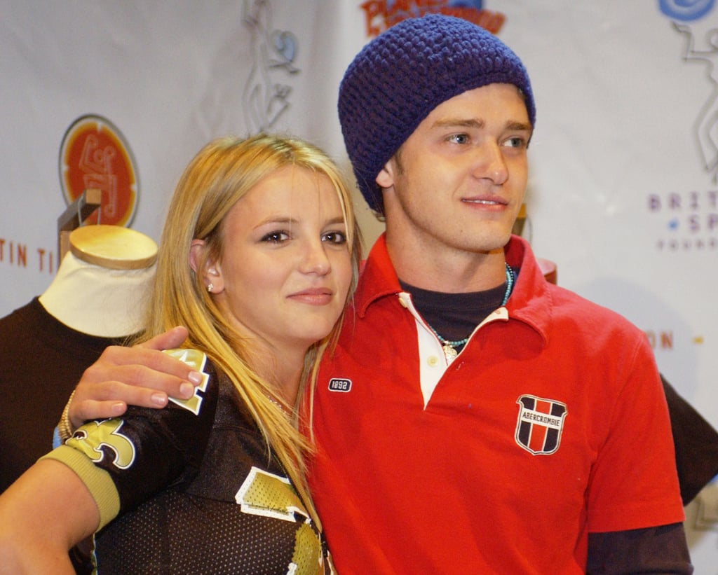 Britney Spears and Justin Timberlake Throwback Pictures ...