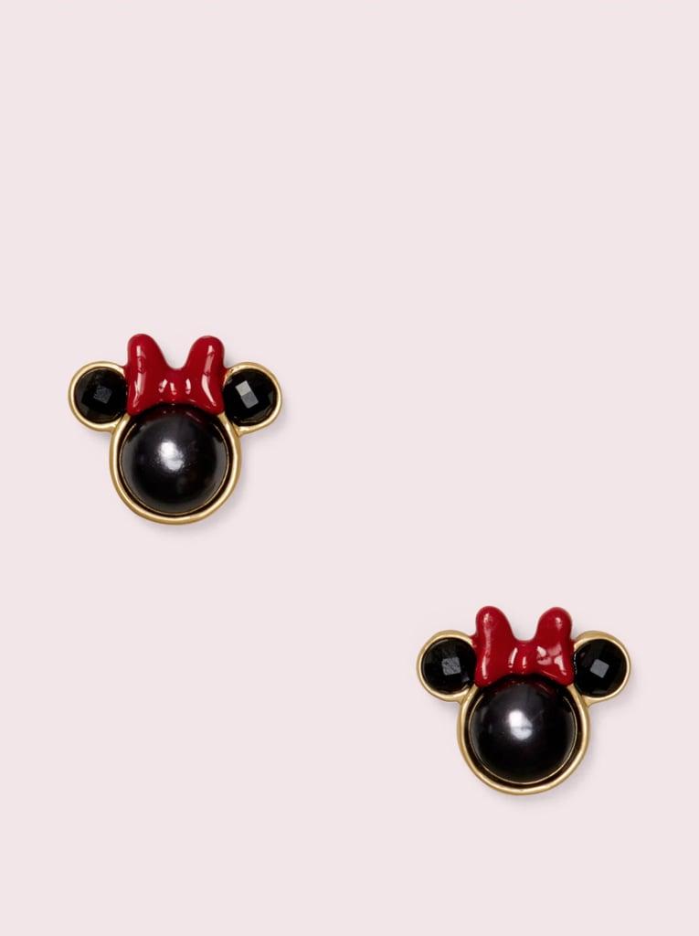 Kate Spade New York x Minnie Mouse Studs