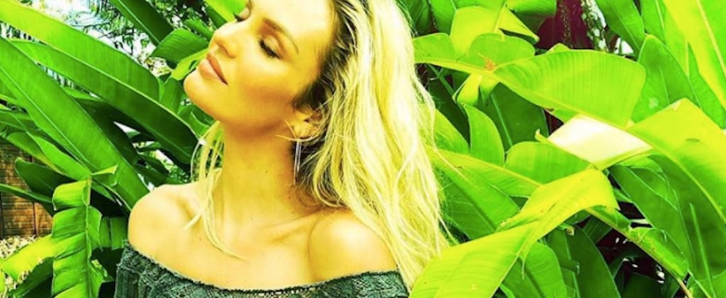 Congratulations to Candice Swanepoel —Now Where Did She Get That Dress?