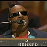 """Until You Come Back to Me"" With Stevie Wonder in 2001"