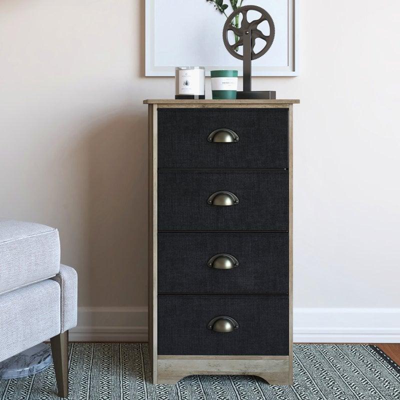 Chasse Four-Drawer Standard Dresser