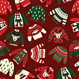 Ugly Sweater Wrapping Paper