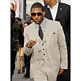 Usher Gets Low