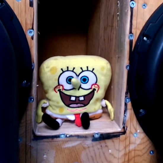 SpongeBob Drops the Bass in a Hilarious Viral Video