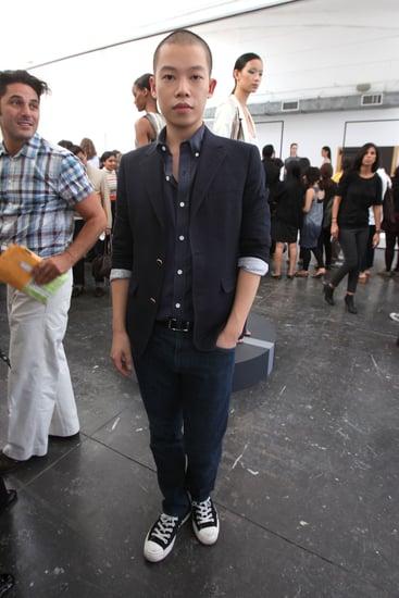 Spring 2011 New York Fashion Week: Jason Wu for TSE