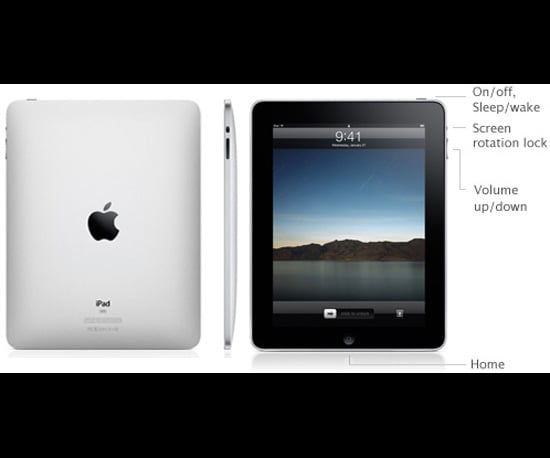 iPads Available For Preorder