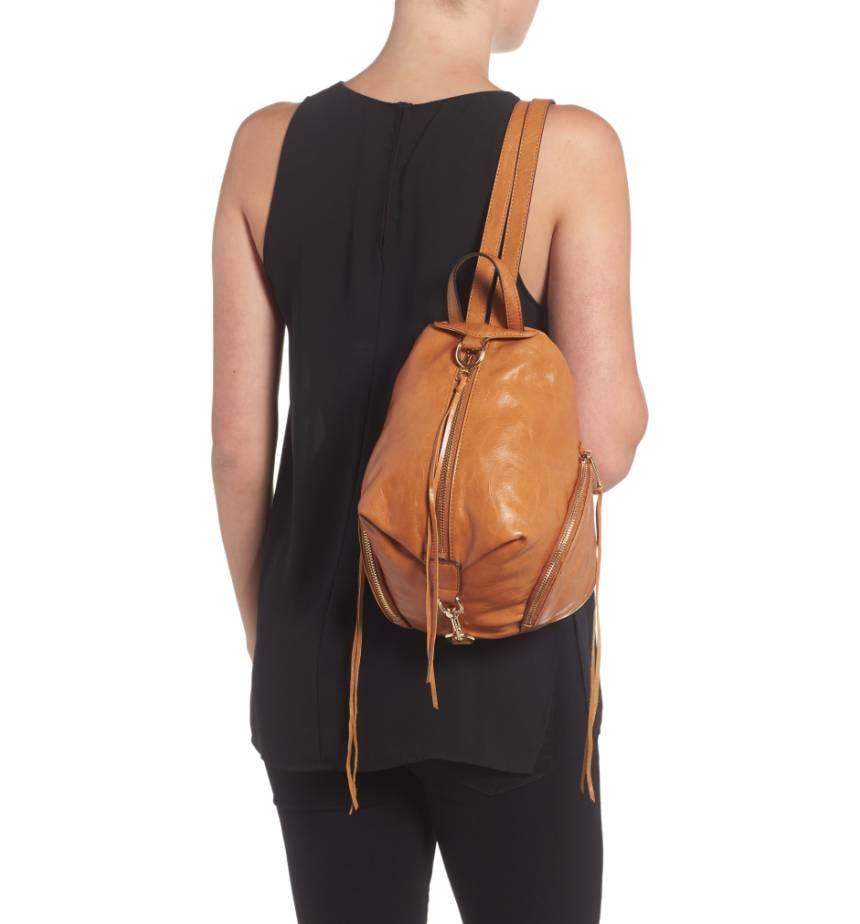 fffc95132c1 Rebecca Minkoff Medium Julian Backpack | Jennifer Aniston Chloe ...