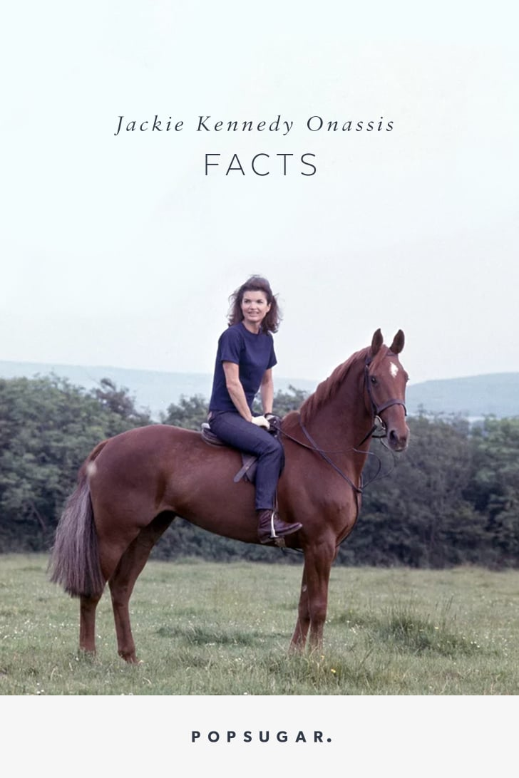 Jackie Kennedy Onassis Facts