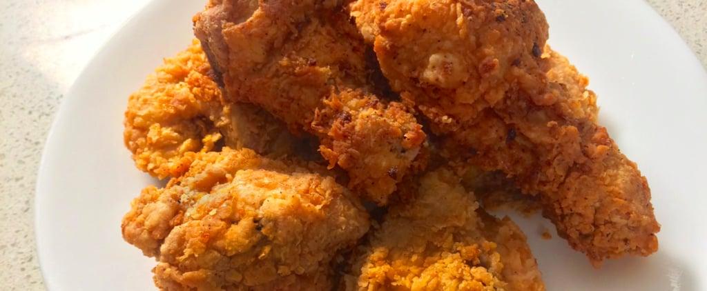 Louis CK's Fried Chicken Recipe