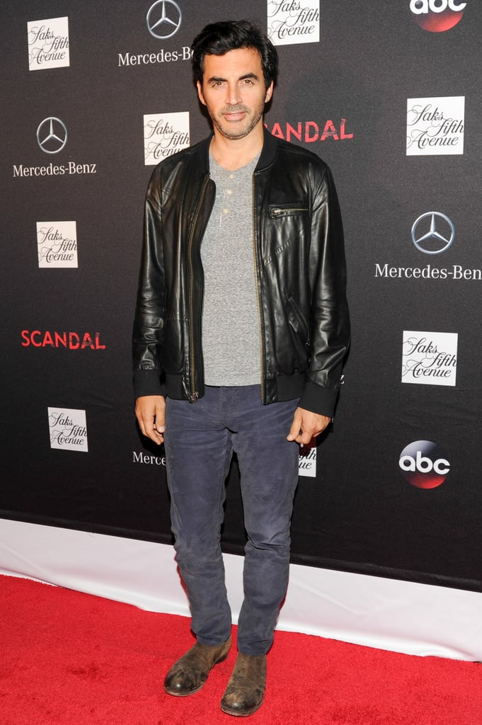Yigal Azrouël celebrated Scandal with Saks Fifth Avenue at the New York celebration.
