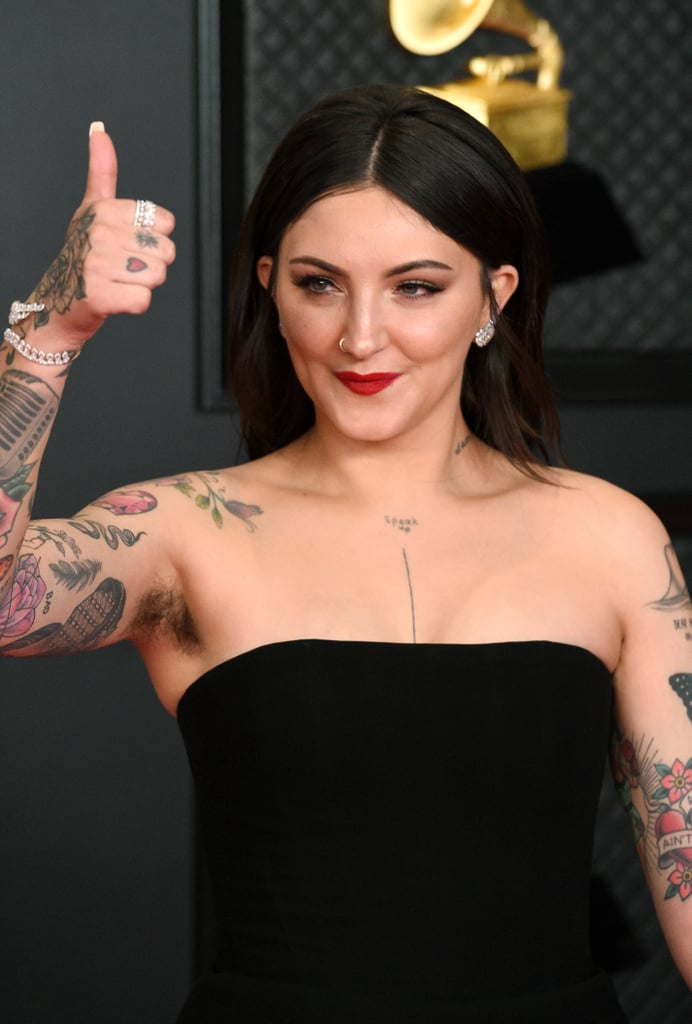 14 Celebrities Normalizing Armpit, Leg, and Other Body Hair