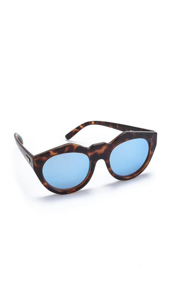 Le Specs Neo Noir Sunglasses ($59)