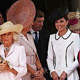 Kate Middleton's Catherine Walker Coat June 2019