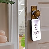 Brilliant Ideas LED Dry Erase Door Message Board