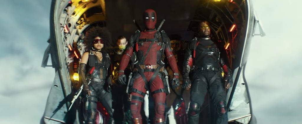 Who Plays Zeitgeist in Deadpool 2?