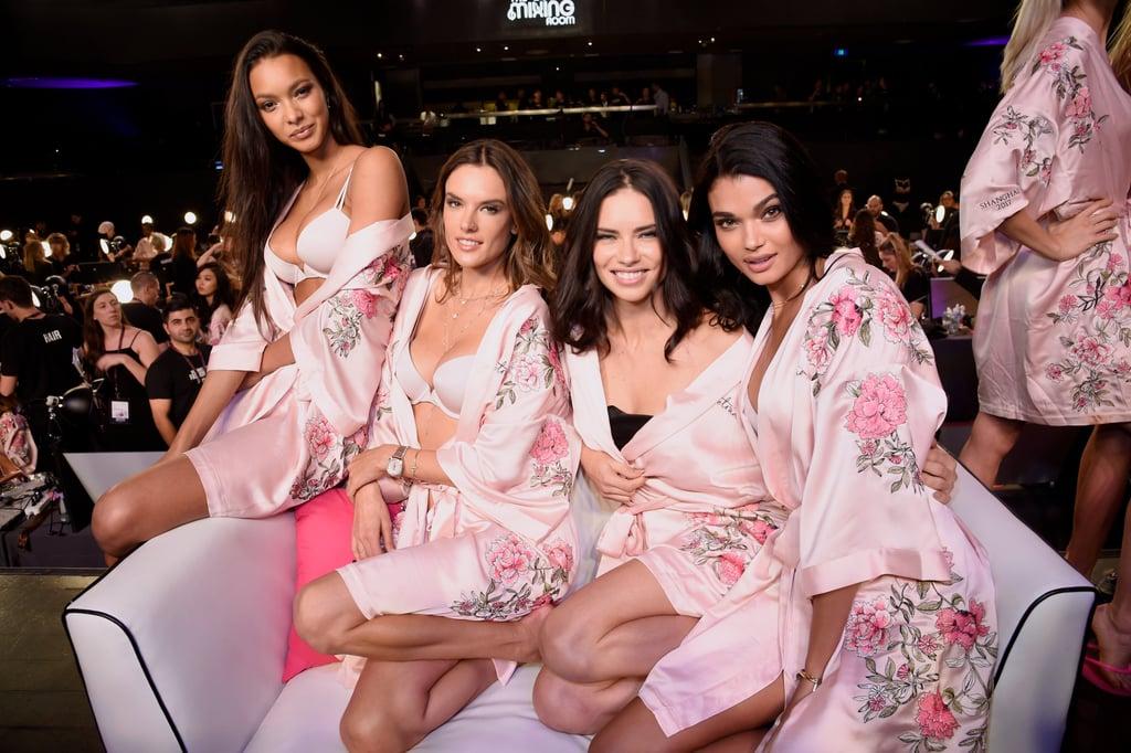 Victoria's Secret Models Acne Skincare Tips