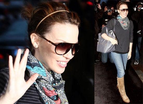20/01/09 Kylie Minogue