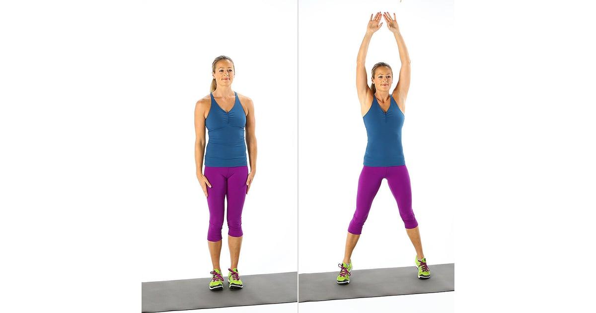 Jumping Jacks   25-Minute Cardio and Strength-Training ...