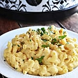 Three-Cheese Crock-Pot Macaroni and Cheese