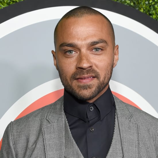 Jesse Williams Spends New Year's Partying It Up in Brazil