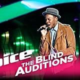"Season 12: Chris Blue, ""The Tracks of My Tears"" by Smokey Robinson"