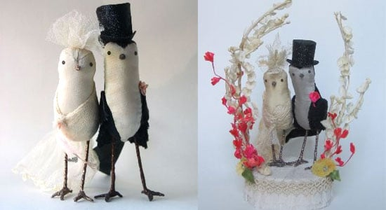Ann Wood's Adorable Handmade Cake Toppers