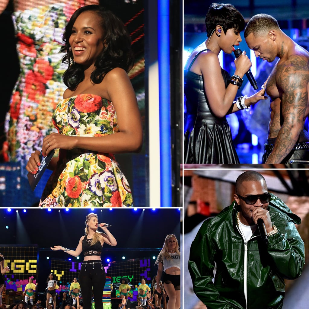 Celebrities at the 2014 BET Awards Pictures