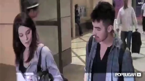 Video of Ashley Greene and Joe Jonas Together in LA