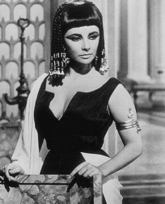 #7: Elizabeth Taylor in Cleopatra