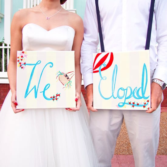 Ways to Announce Your Elopement