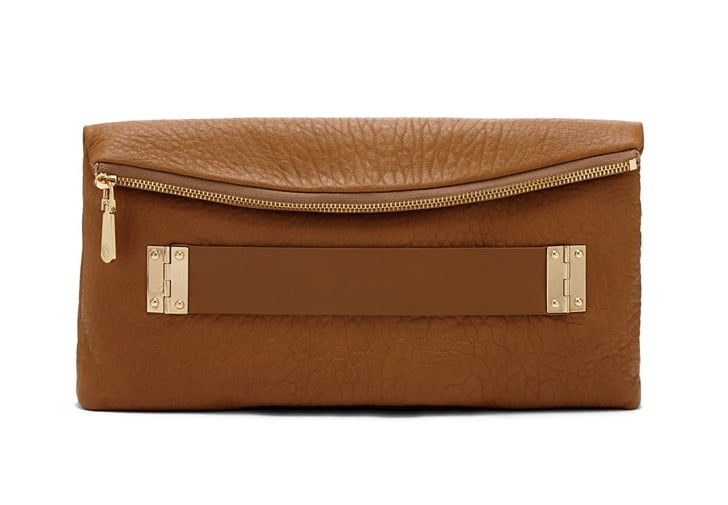 Vince Camuto Leather Clutch ($198)