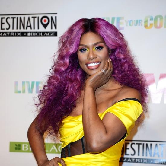 Laverne Cox on Bad Hair Movie, Empowering Black Women