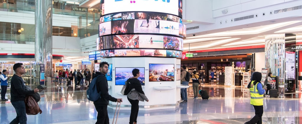 Virtually Explore Dubai at DXB Airport