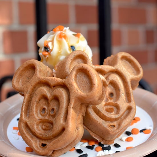 Disney Magic Kingdom Halloween Party Food 2017