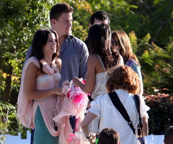 Photos Of Channing Tatum And Jenna Dewans Wedding