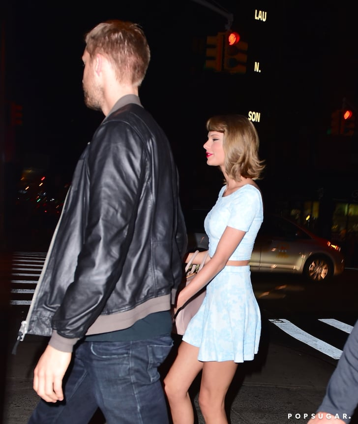 Taylor Swift And Calvin Harris Married: Pictures Taylor Swift And Calvin Harris Date Night New