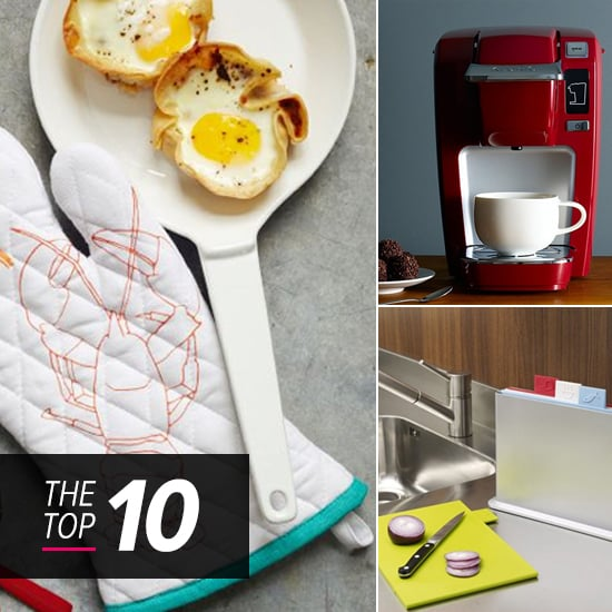 Essential Kitchen Items For College Grads