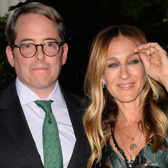 Sarah Jessica Parker and Matthew Broderick in NYC June 2016