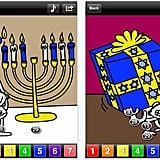 123 Color: Hanukkah Coloring Book