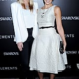 Jessica Alba hit the red carpet with Alexandra Richards.