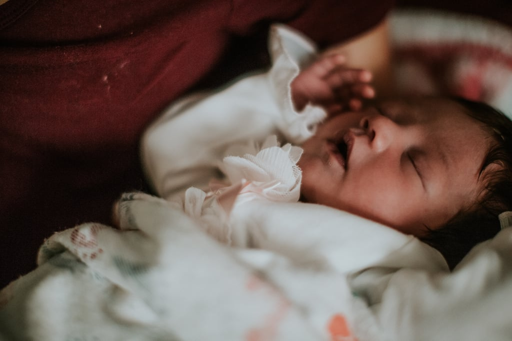 Don't keep your newborn awake for longer than an hour and a half.