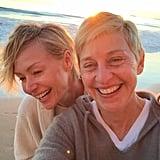 Portia de Rossi and Ellen DeGeneres: Married